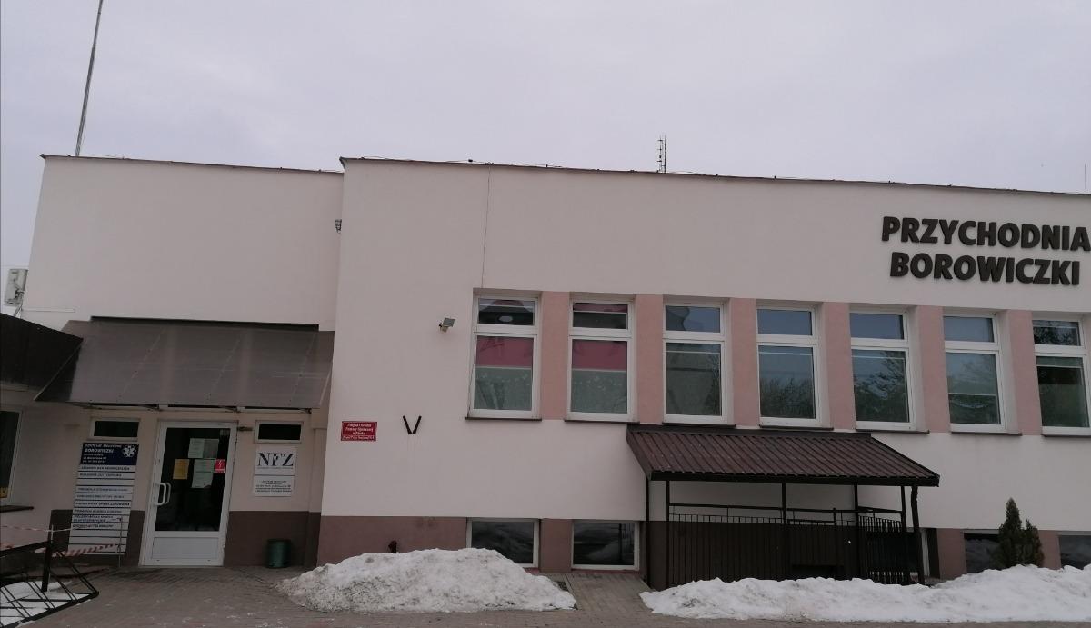 Zespół pracy socjalnej nr1. oddział